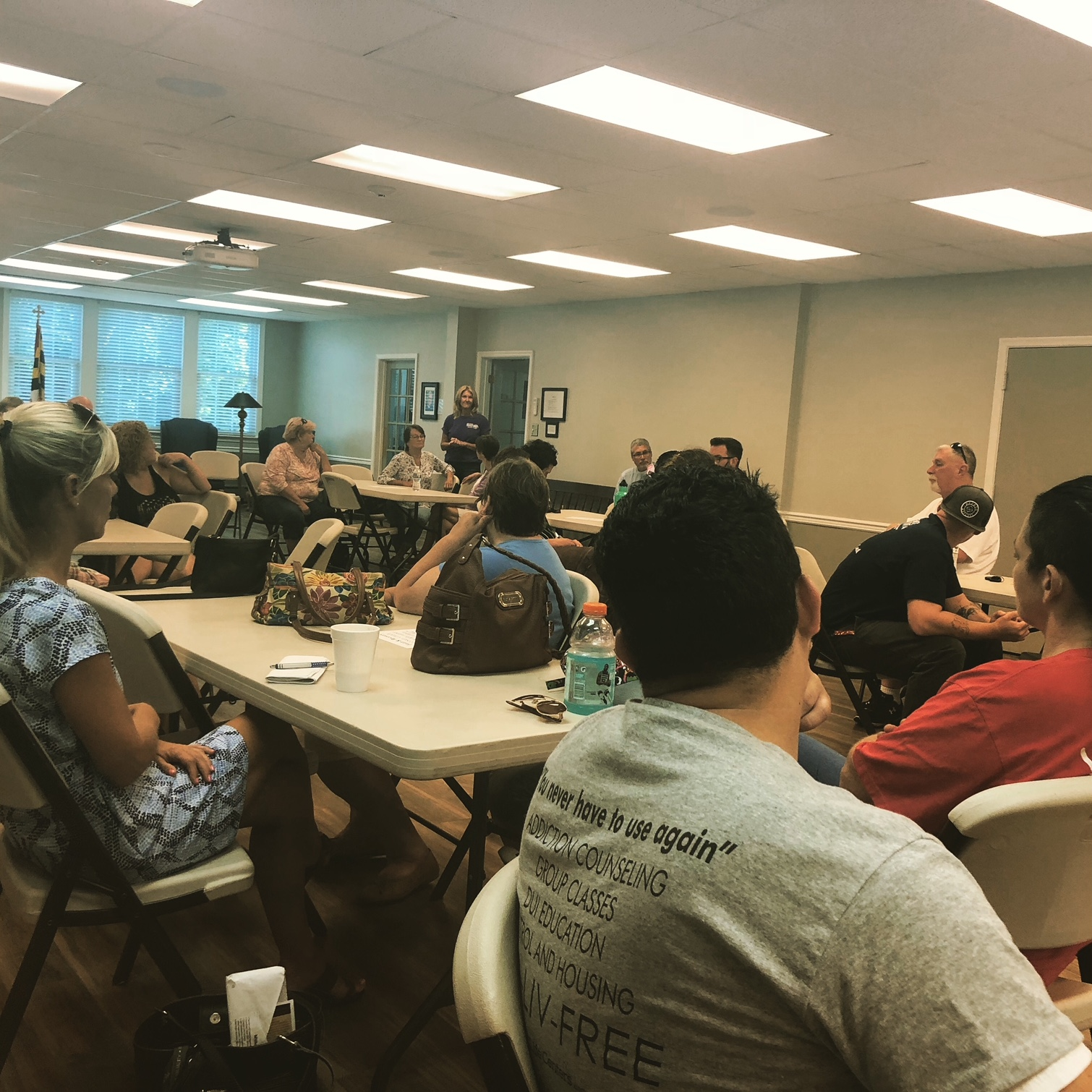 Voices of Hope Recovery Town Hall